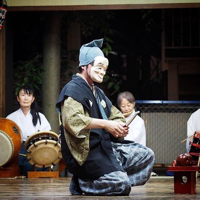 もうすぐお祭り。#神楽 #里神楽 #横浜 #天王町橘樹神社