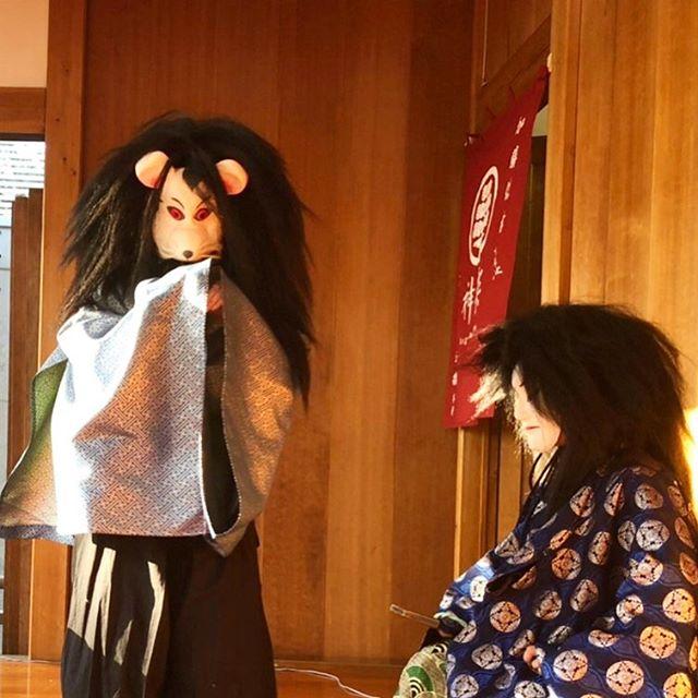 子年にちなんで! #子年 #篠原八幡神社